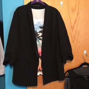 Maurices plus size 3 jacket